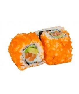 601: Masago roll saumon avocat 6p