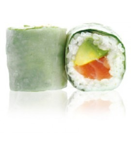 705: Light roll saumon avocat 6p