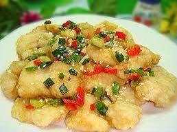 P13 filet de poisson sel et poivre