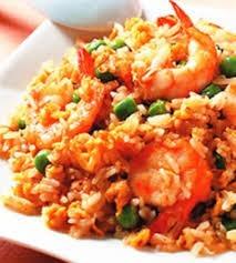 A6 riz Thaïlande (crevettes)