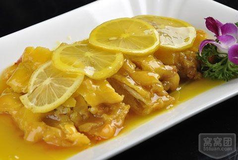 P3 poulet à la citronnelle