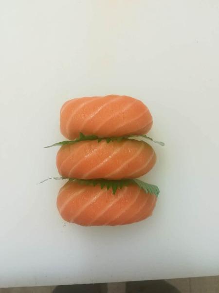 Sushi saumon 4pcs