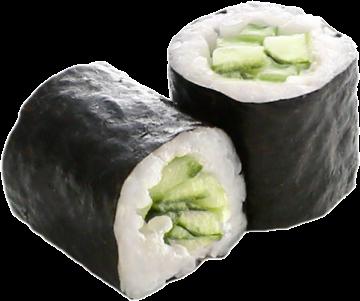 Maki concombre 8pcs