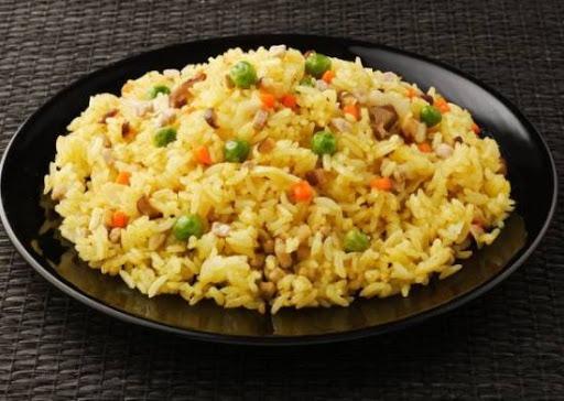 A5 riz au curry(poulet)