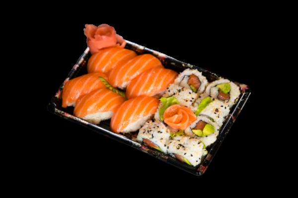 J2 8 California+6 sushi