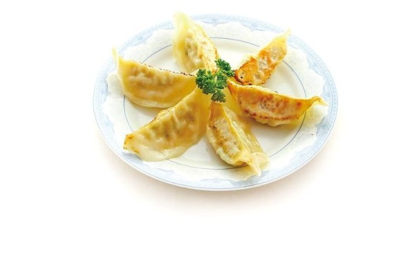 E11 raviolis japonais au poulet 6 pcs