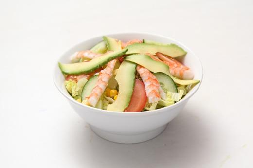 E12 salade crevette