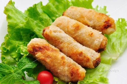 K1 Nêms au poulet 4 pièces