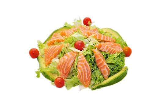 E7 Salade de saumon