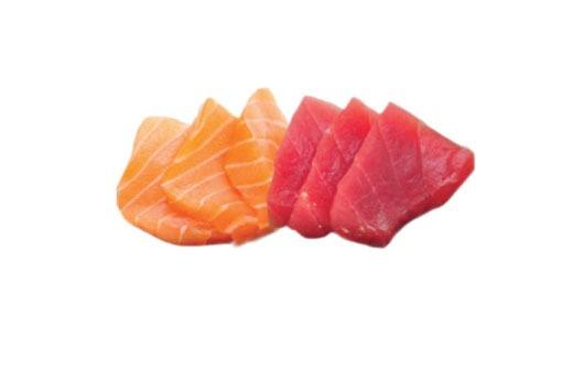 SA4 Mixte : Saumon et thon