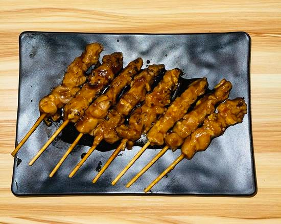 Brochettes poulet sauce Teriyaki 8pcs