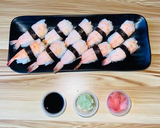 Sushi crevettes 10 pcs