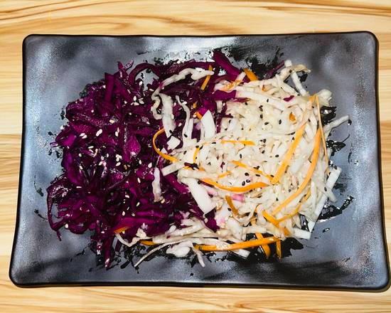 Salade de choux japonaise