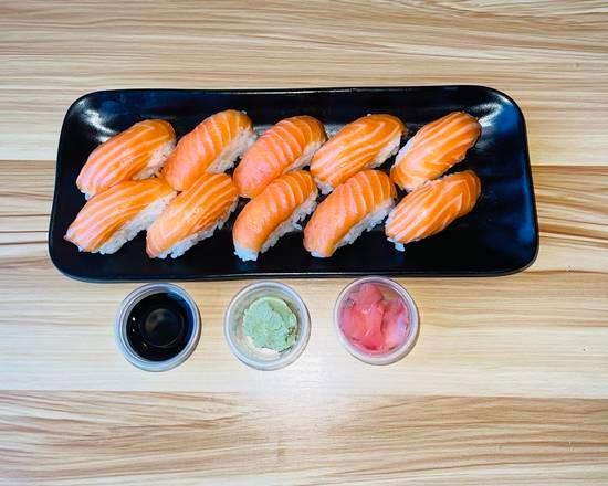 Sushi saumon 10 pcs