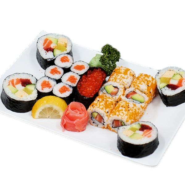 Menu R: Maki variété