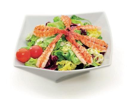E5 Salade de crevettes