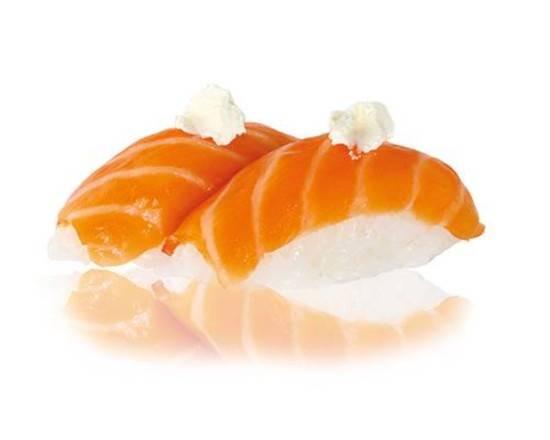 SU2. Sushi saumon cheese