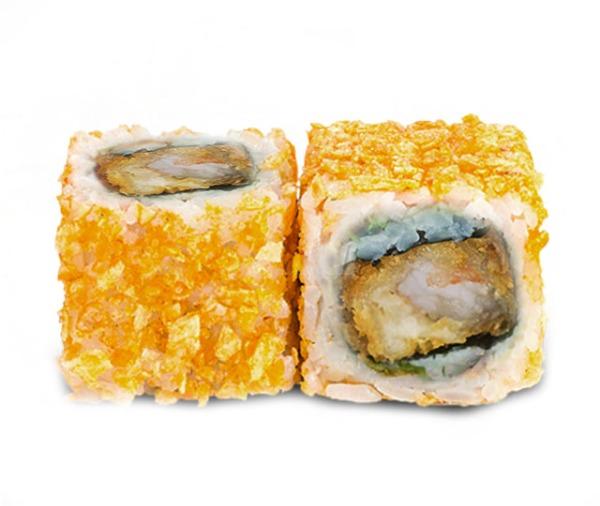 MC5. Maki oignons croustillants tempura crevette