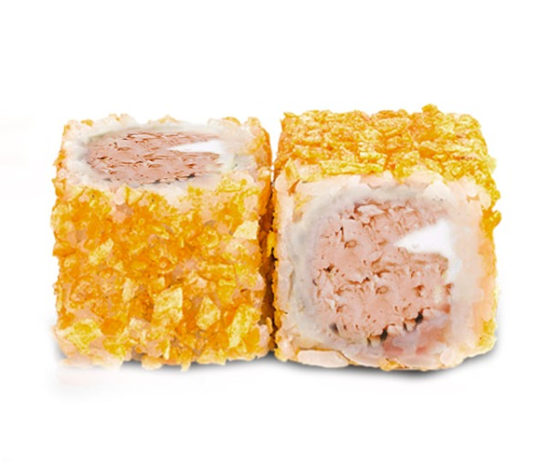 MC3. Maki oignons croustillants thon cuit mayonnaise