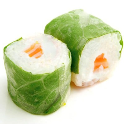S2. Spring roll saumon cheese