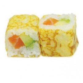 201 Omelette Roll Saumon Avocat