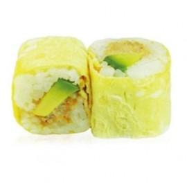 204 Omelette Roll Thon Cuit Avocat