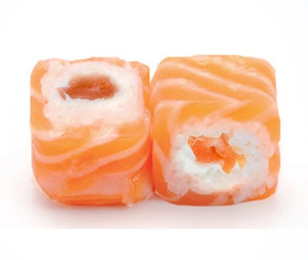 103 Saumon Roll Saumon Cheese