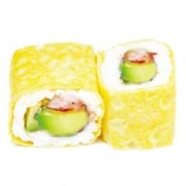 206 Omelette Roll Poulet Avocat