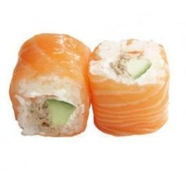 107 Saumon Roll Thon Grillé Avocat