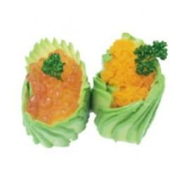 S17 Sushi Tulip Avocat Ikura Massago