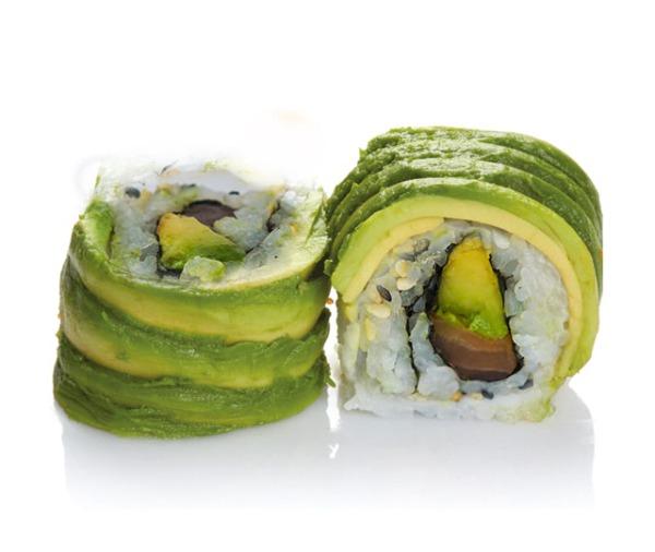 401 Maki Dragon Avocat Saumon