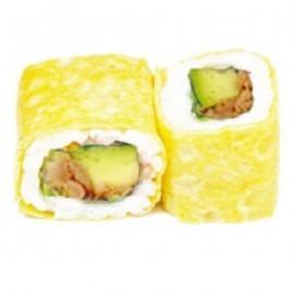 208 Omelette Roll Thon Grillé Avocat