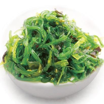 Salade d'algue