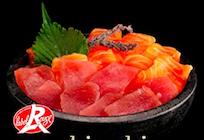chirashi saumon thon