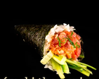 témaki thon spicy