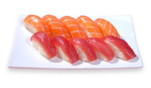 P6:Sushi Duo