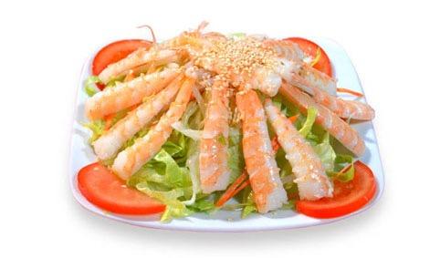5:Salade de crevettes