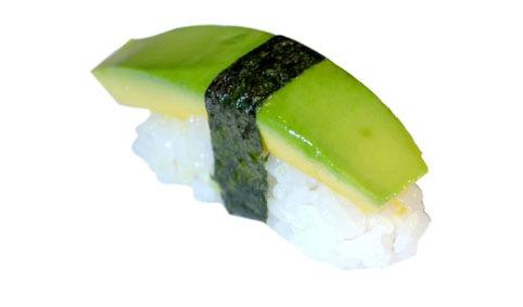 SU10:Sushi avocat