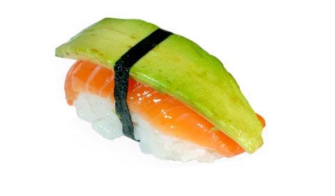 SU5:Sushi saumon avocat