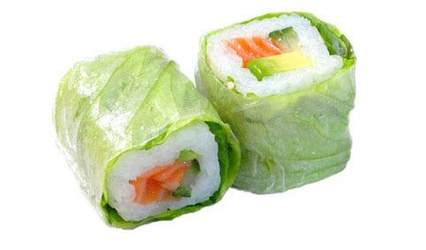 Printemps Roll saumon avocat