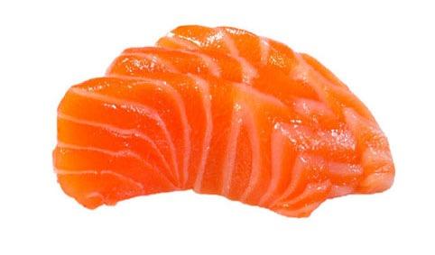 Sashimi saumon 12pcs