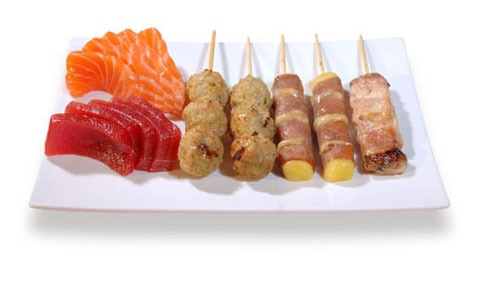 M11:Sashimi brochette