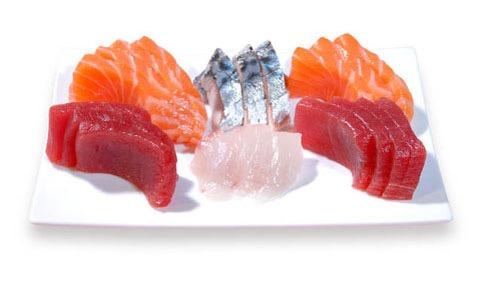 M13:Sashimi assortiment 24p