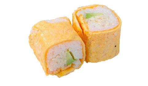 62:Egg Roll cheese avocat
