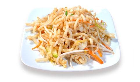 H10:Udon sauté aux légumes