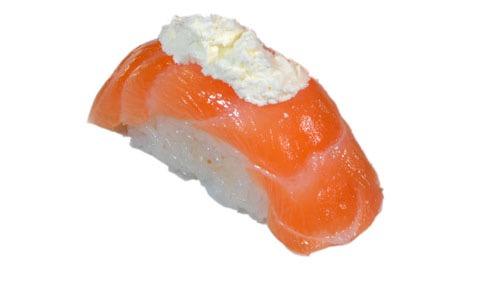 SU6:Sushi saumon cheese