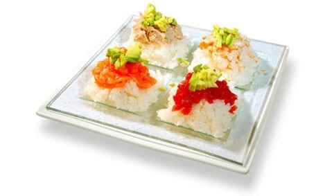 12 Tartare de saumon cuit