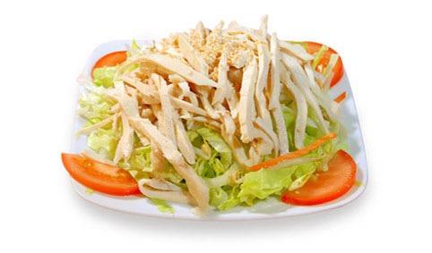 4:Salade de poulet