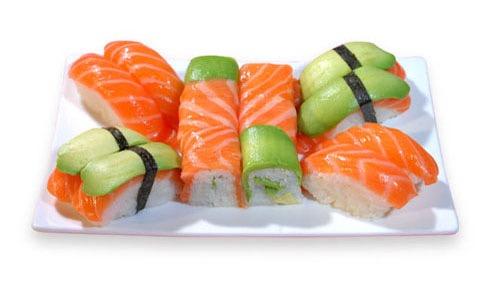 P8:Sushi saumon roll