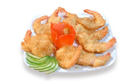 8:Tempura crevettes
